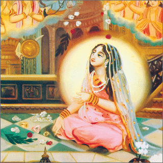 Dear mother Devaki, within your womb is the Supreme Personality of Godhead ...